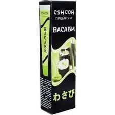 Горчица японская  васаби 43г к/к