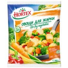 Овощи для жарки 400г hortex