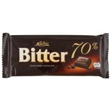 Шоколад биттер 70% какао 100г
