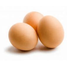 Яйцо куриное деревенское отборное  с-0  12шт