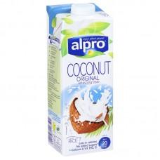 1л напкокосовый alpro с рисом