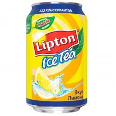 0,33л хол. чай липтон лимон