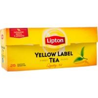 Чай липтон  25п