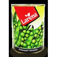 Зеленый горошек Ларена 400г жб