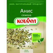 Анис семена kotanyi 25г