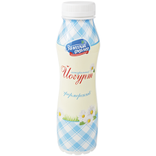 Йогурт фермерский залесский фермер 2.5% 290 гр бут