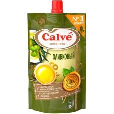 Майонез кальве оливковый 50% 200г