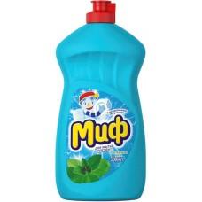 Жидкость для мытья посуды миф 500 мл