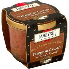 Паштет Labeyrie Террин утиный 20% фуа-гра, 170г