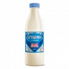 Молоко сгущеное   гост 8.5%  1.02кг п/бут