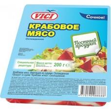 КРАБОВОЕ МЯСО VICI 200г
