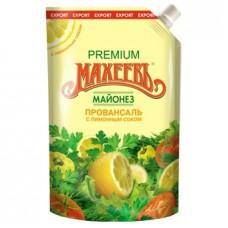 Майонез махеев лимонный сок 67% 190г