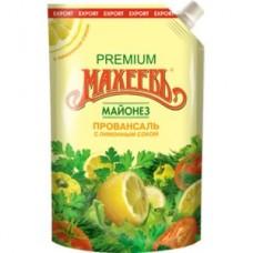 Майонез махеев лимонный сок 67% 770г