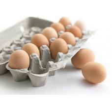 Яйцо 12 шт  с0 деревенское