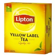 Чай липтон 100п 200г
