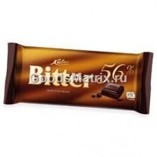 Шоколад  биттер  56% какао 200г