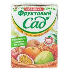 Сок  фруктовый сад 0.2л