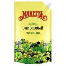 Майонез махеев оливковый 67% 770г