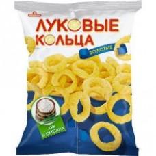 Кольца луковые золотые русскарт  100г