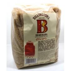 Сахар нерафинированный Billington's Demerara, 3кг