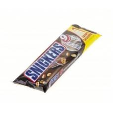 Шоколадный батончик snickers, 9х40г