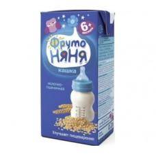 Кашка фрутоняня молочно-пшеничная, 200г