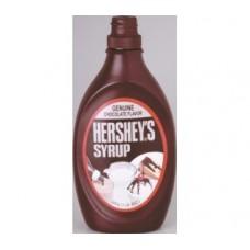 680г шоколадный сироп хершес