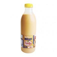 Яичный меланж grovo удобное яйцо пастеризованный, 0,5 л
