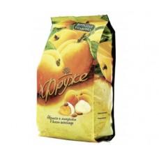 Ягоды фруже абрикос с миндалем в белом шоколаде, 380 г