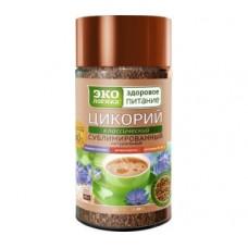 Цикорий экологика здоровое питание классический сублимированный натуральный, 85г