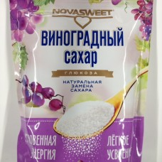 Глюкоза novasweet виноградный сахар, 400г