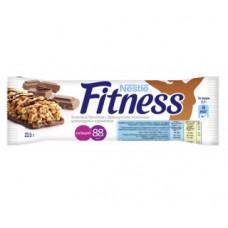 Батончик fitness злаковый с французским молочным шоколадом и карамелью, 23,5г