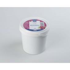100% пюре из брусники ягоды карелии, 1 кг