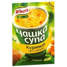 13г суп кнорр курица/лапша