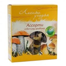 Грибы сушеные Ассорти с белыми грибами, 45г