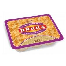 Пицца Морозко Жаренка ветчина, сыр, томат, 300г